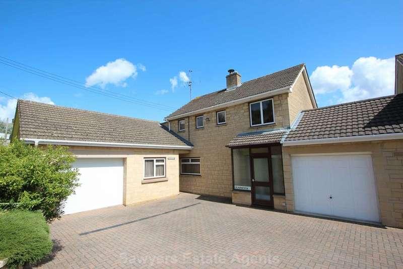 4 Bedrooms Detached House for sale in Upper Kitesnest Lane, Whiteshill