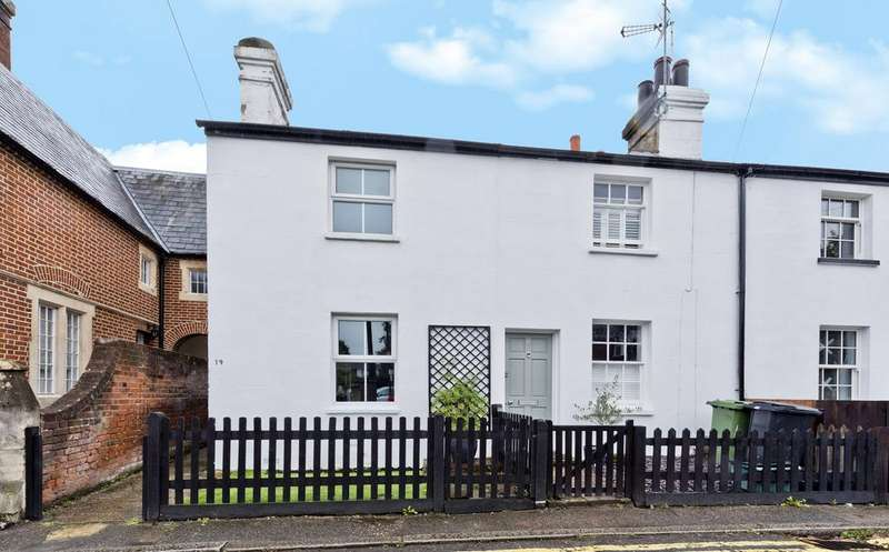 2 Bedrooms End Of Terrace House for sale in Ewell Village, Ewell, Surrey KT17 1UZ