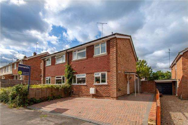 3 Bedrooms Semi Detached House for sale in Tippings Lane, Woodley, Reading