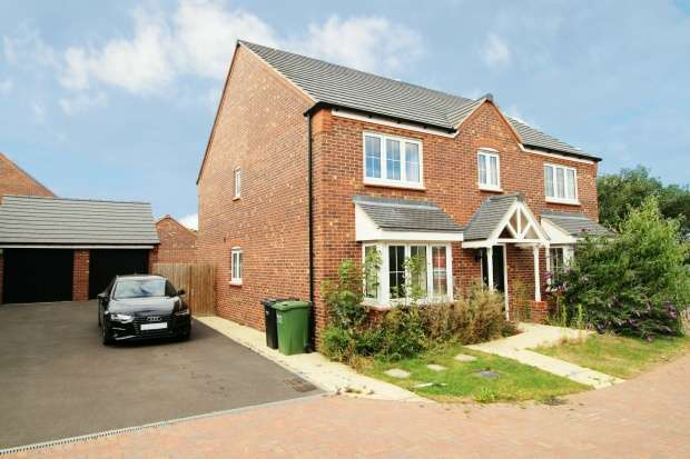 5 Bedrooms Detached House for sale in Falling Sands Close, Kidderminster, Worcestershire, DY11 7AT