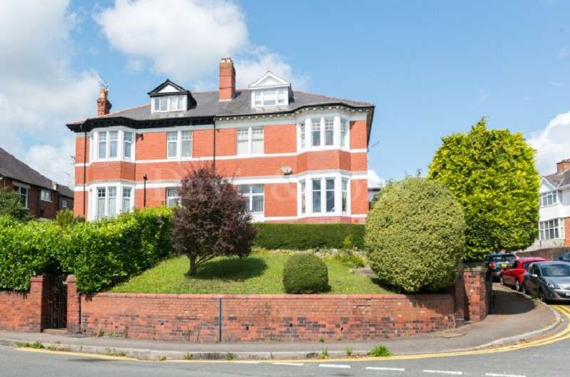 2 Bedrooms Ground Flat for sale in 8 Fields Road, Newport, Gwent. NP20 4PJ