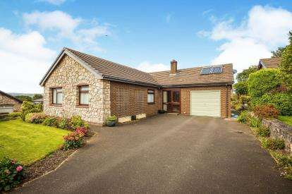 3 Bedrooms Bungalow for sale in Troed Y Fenlli, Lanbedr Dyffryn Clwyd, Ruthin, Denbighshire, LL15