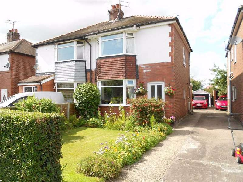 3 Bedrooms Semi Detached House for sale in Woodside Avenue, Crewe, Cheshire