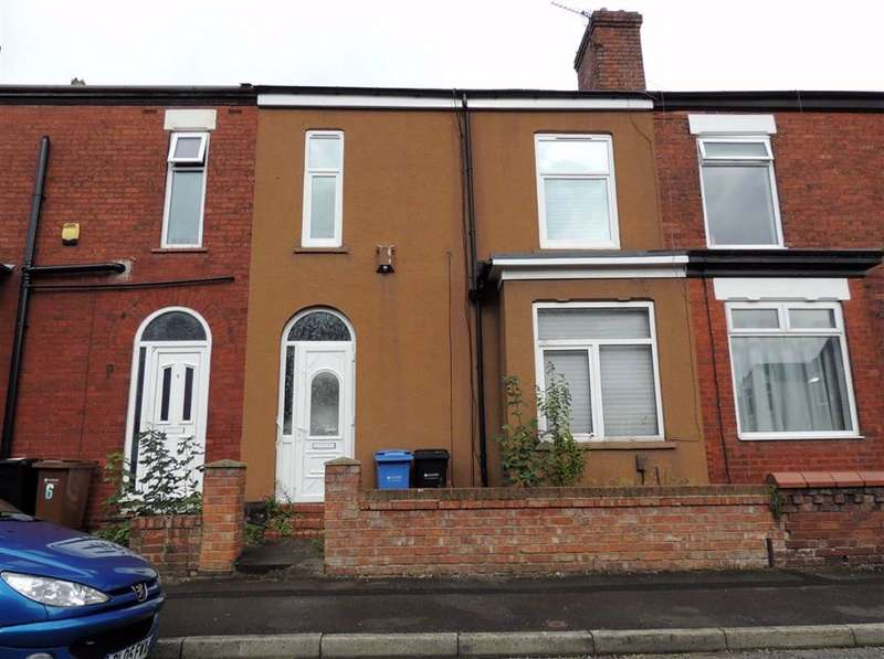 3 Bedrooms Terraced House for sale in Rae Street, Edgeley, Stockport