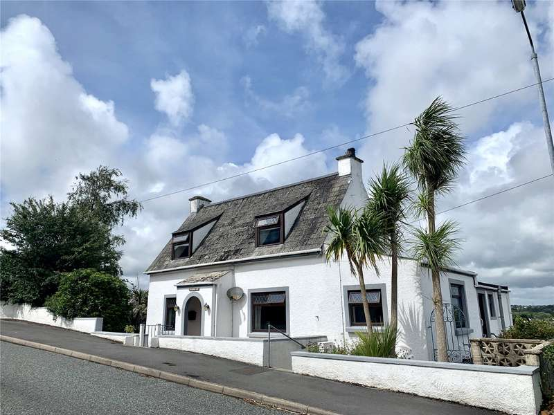3 Bedrooms Detached House for sale in Mountain Ash, Sandy Hill Road, Saundersfoot, Pembrokeshire