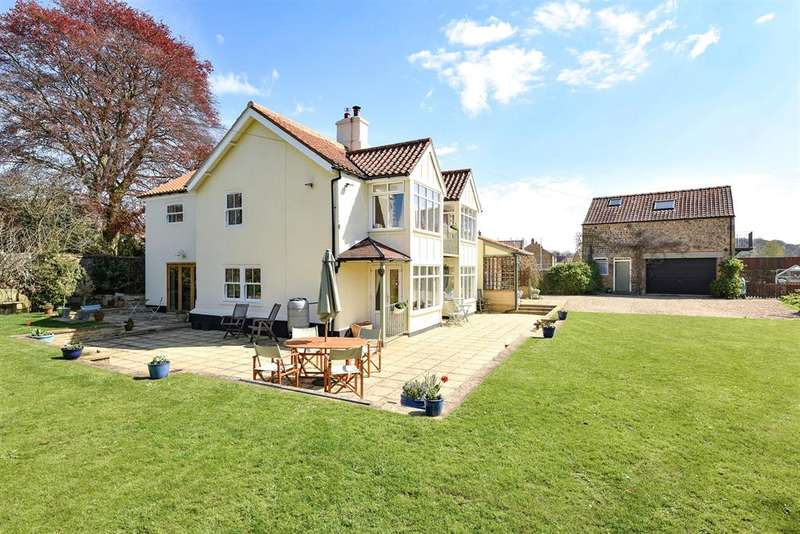 4 Bedrooms Detached House for sale in Mickley, Ripon, HG4 3JE