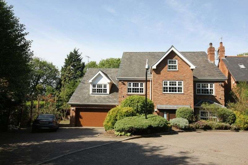7 Bedrooms Property for sale in Three Acres Close, Woolton, Liverpool, L25