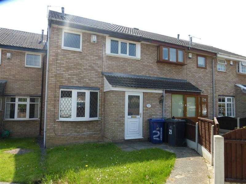 3 Bedrooms Town House for rent in Spruce Avenue, Barnsley