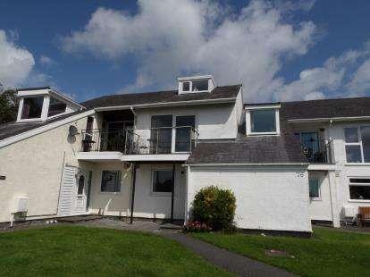 2 Bedrooms Terraced House for sale in Ffordd Glyder, Y Felinheli, Gwynedd, LL56