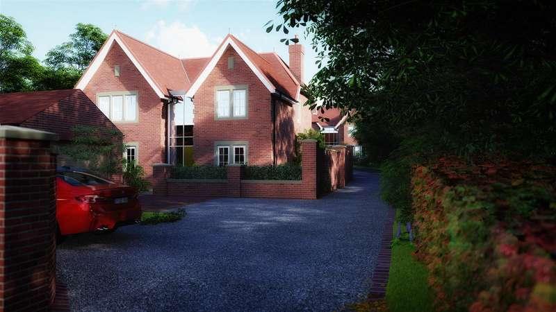 3 Bedrooms Detached House for sale in Plot 3, East End, Walkington, Beverley,HU17 8RX