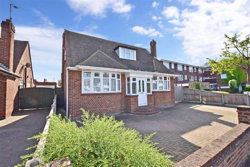 5 Bedrooms Detached Bungalow for sale in Canterbury Road, , Herne Bay, Kent