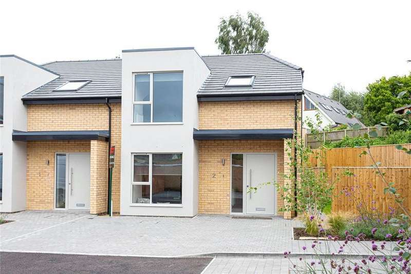 3 Bedrooms Semi Detached House for sale in Acer Close, Horsefair Street, Charlton Kings, GL53
