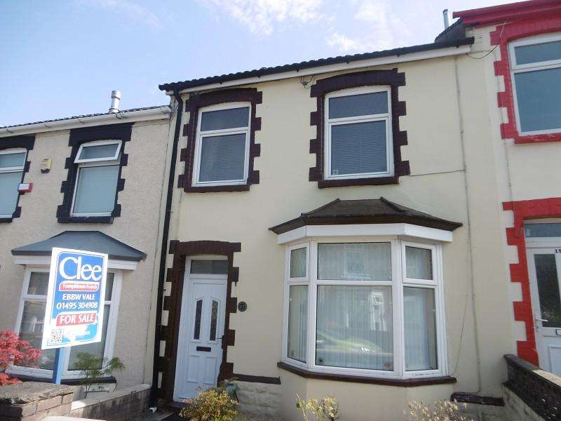 2 Bedrooms Terraced House for sale in Brynheulog Street, Ebbw Vale, Blaenau Gwent.