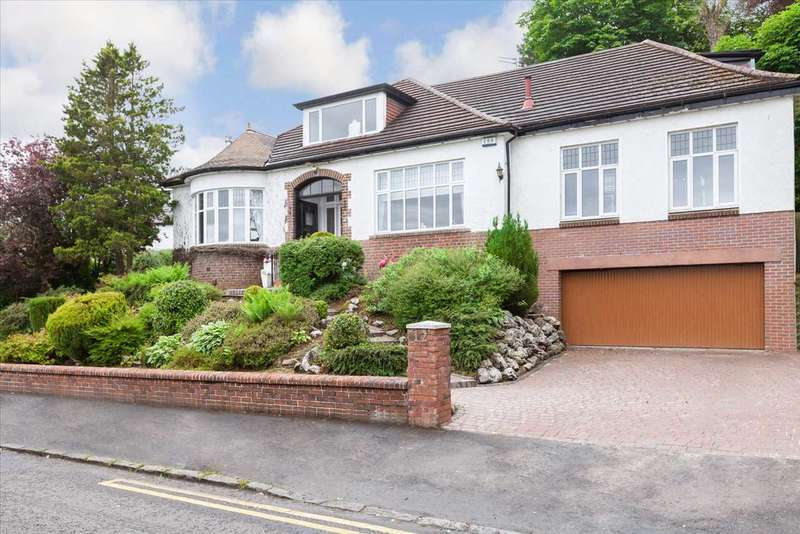 5 Bedrooms Detached House for sale in The Loaning, Whitecraigs, GLASGOW