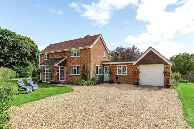 4 Bedrooms Detached House for sale in Fritham, Lyndhurst, Hampshire, SO43
