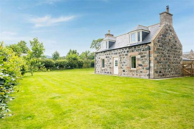 5 Bedrooms Detached House for sale in Oyne, Insch, Aberdeenshire