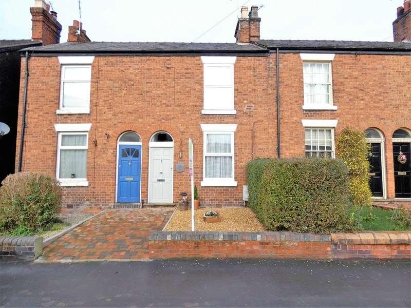 2 Bedrooms Terraced House for sale in London Road,, Nantwich, CW5