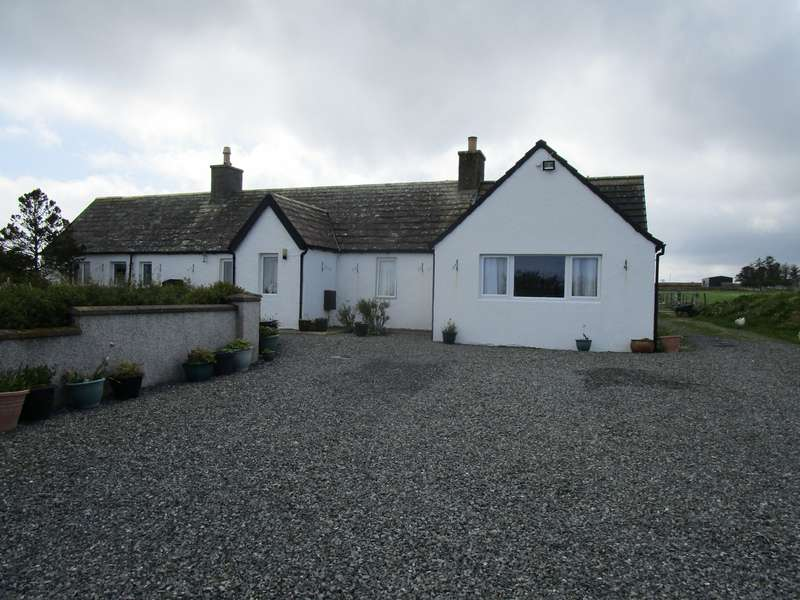 4 Bedrooms Detached House for sale in Bencorragh, Upper Gills, Canisbay, Wick, KW1