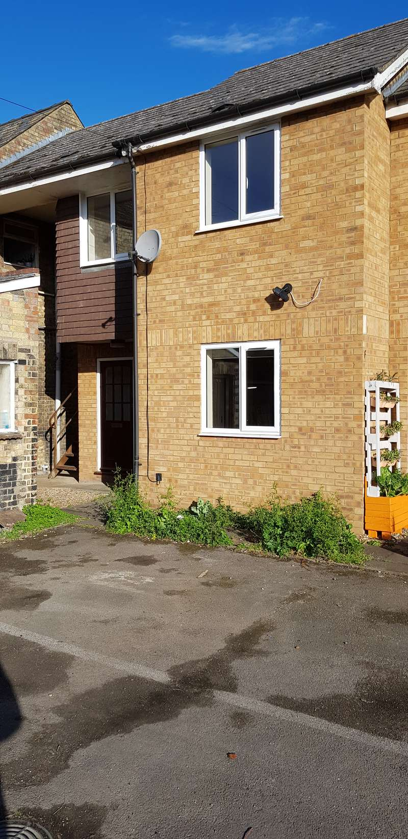 2 Bedrooms End Of Terrace House for sale in Sandpiper Court, Sandy, SG19