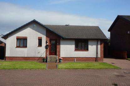 3 Bedrooms Bungalow for sale in Castle Keep Gardens, Stanecastle, Irvine, North Ayrshire