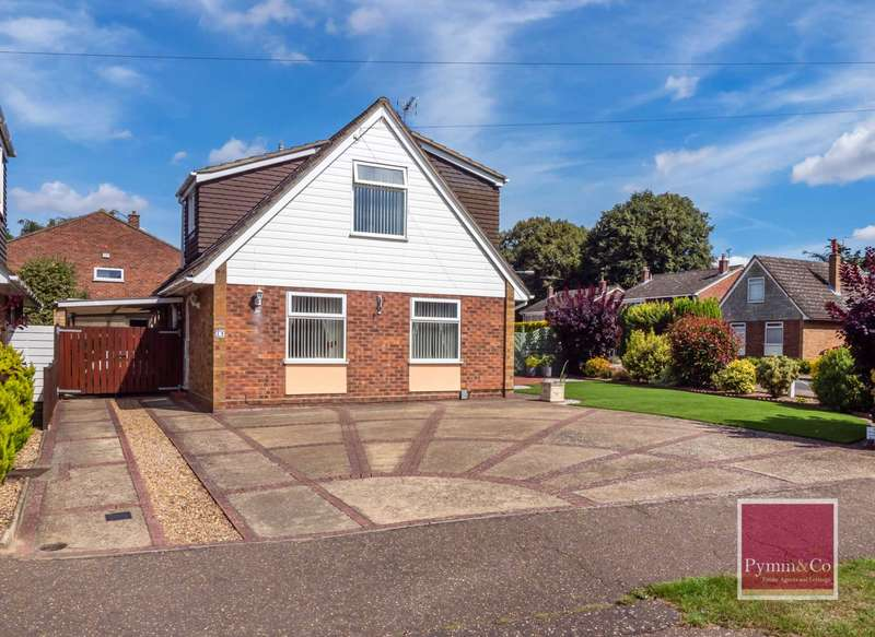 4 Bedrooms Chalet House for sale in Meadow Gardens, Old Catton, NR6