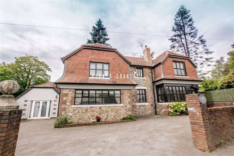 5 Bedrooms Detached House for sale in Heol Isaf, Radyr, Cardiff