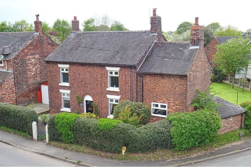 4 Bedrooms Detached House for sale in School House, Hassall Green, Sandbach, Cheshire