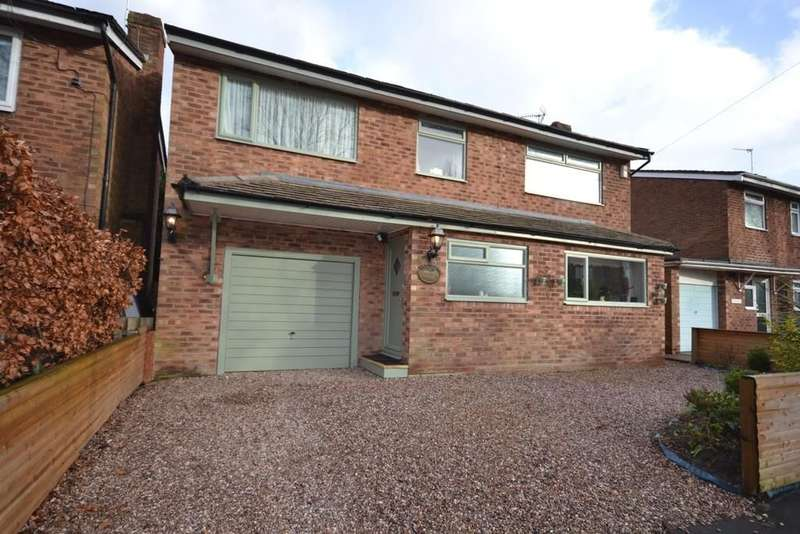4 Bedrooms Detached House for sale in Oakfield , Alderley Edge