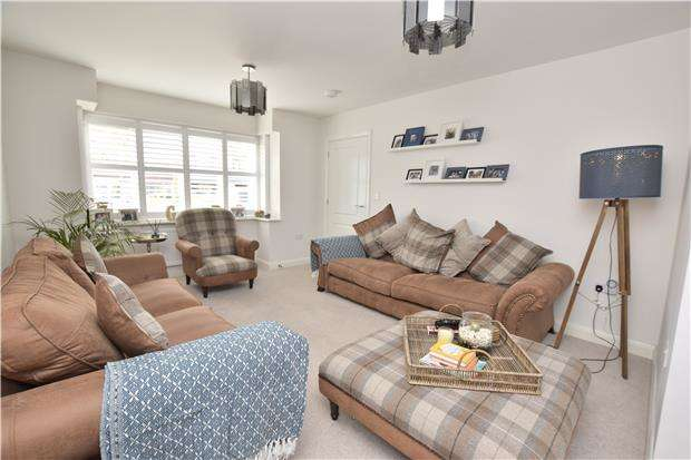 4 Bedrooms Detached House for sale in Heath Rise, Warmley, BS30 8DD