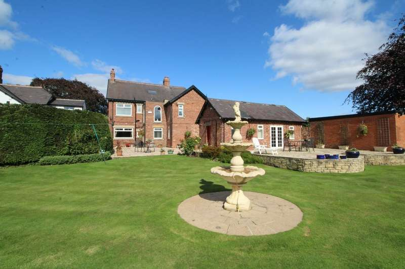 5 Bedrooms Detached House for sale in Mainsforth