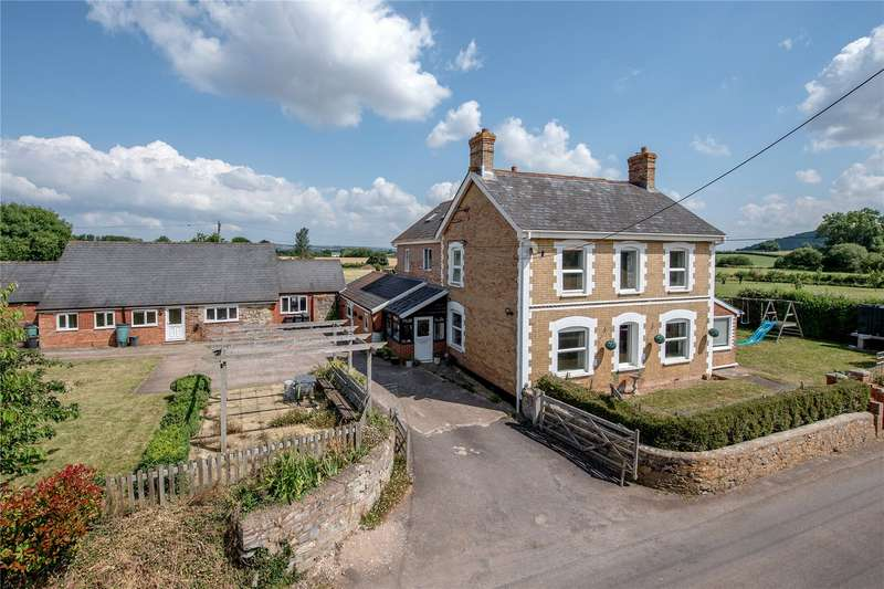 8 Bedrooms Detached House for sale in Shoreditch, Taunton, Somerset, TA3