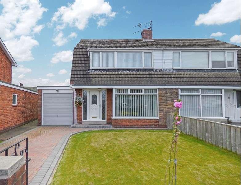3 Bedrooms Property for sale in Wansbeck Avenue, Choppington, Choppington, Northumberland, NE62 5EZ