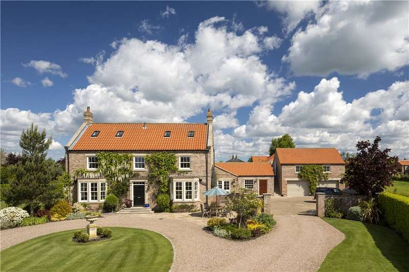 5 Bedrooms Detached House for sale in Prospect House, Lower Dunsforth, York, North Yorkshire