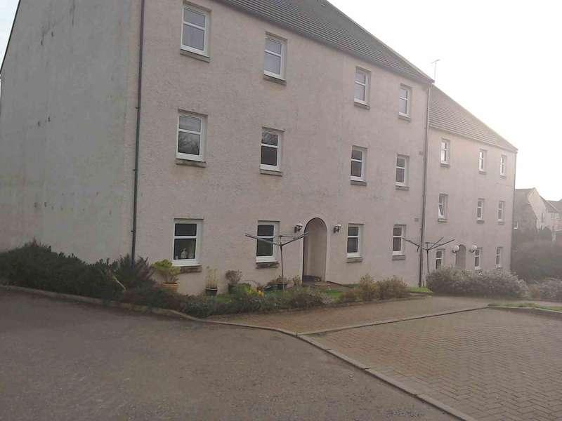 2 Bedrooms Flat for rent in Bridgend, Stewarton