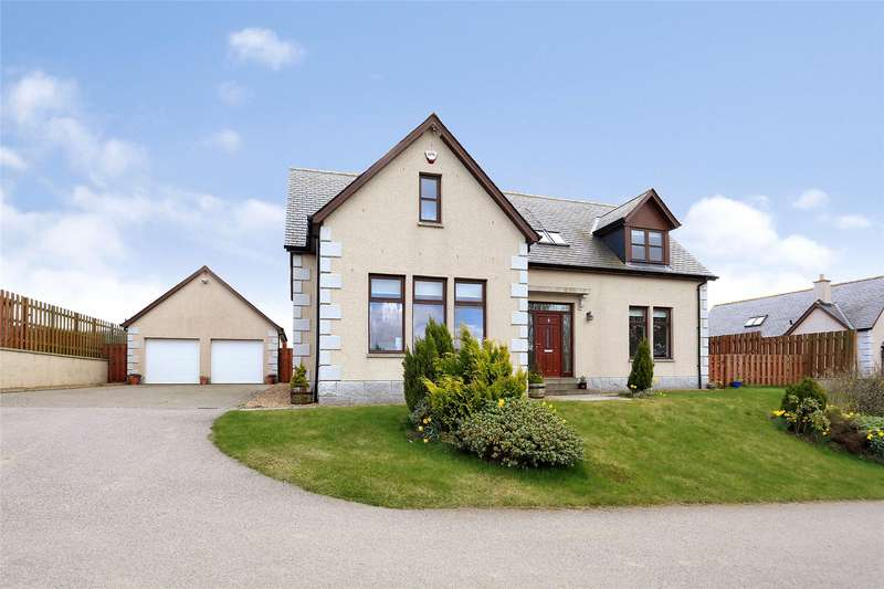 5 Bedrooms Detached House for sale in 2 Ythsie Park, Little Ythsie, Tarves, Ellon, Aberdeenshire, AB41