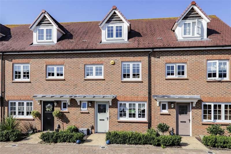 4 Bedrooms Terraced House for sale in Fulmar Crescent, Bracknell, Berkshire, RG12