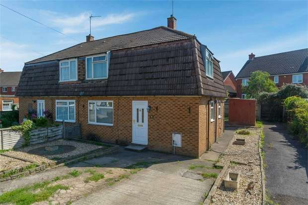 3 Bedrooms Semi Detached House for sale in Marissal Road, Bristol
