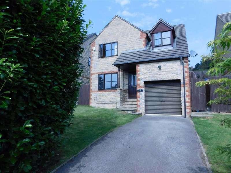 3 Bedrooms Detached House for sale in Heaton Gardens, Paddock, Huddersfield