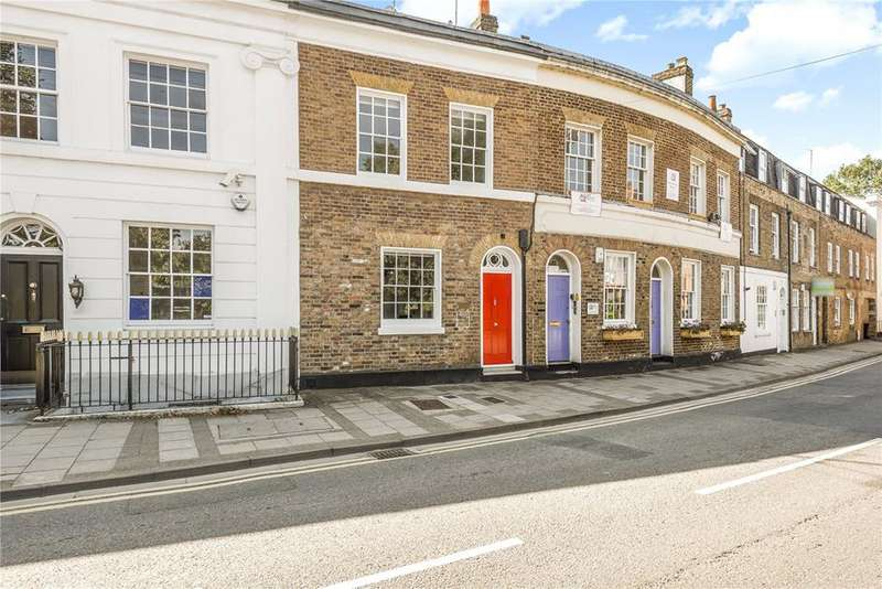 3 Bedrooms Terraced House for sale in Victoria Street, Windsor, Berkshire, SL4