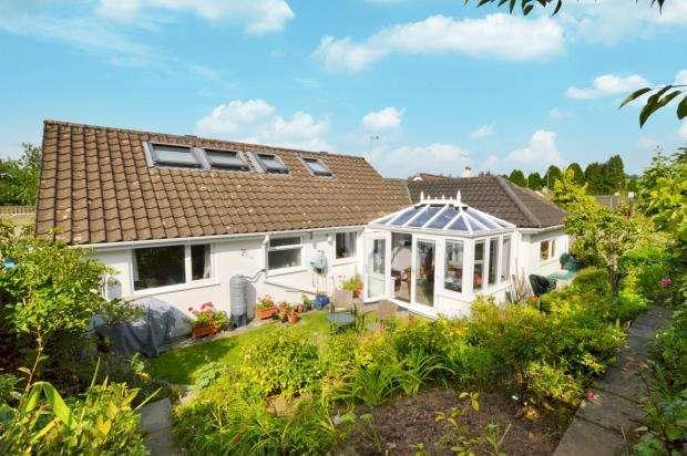 2 Bedrooms Detached Bungalow for sale in St. Bernards Close, Buckfast, Buckfastleigh, Devon
