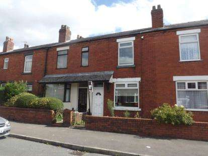2 Bedrooms Terraced House for sale in Willis Street, Warrington, Cheshire, WA1