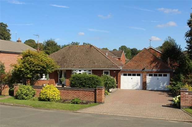3 Bedrooms Detached Bungalow for sale in Walcote