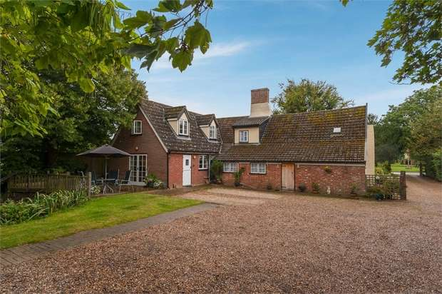 4 Bedrooms Detached House for sale in The Green, Bardwell, Bury St Edmunds, Suffolk