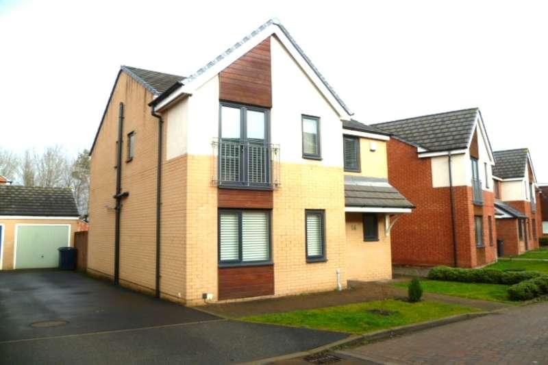 4 Bedrooms Detached House for sale in St. Lukes Place, Hebburn, NE31