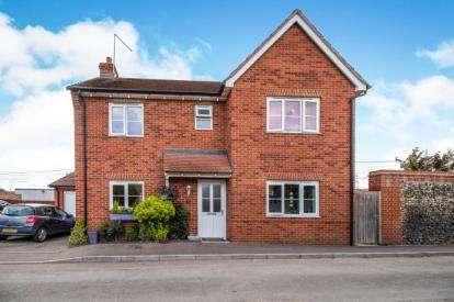 4 Bedrooms Detached House for sale in Littlebury, Saffron Walden