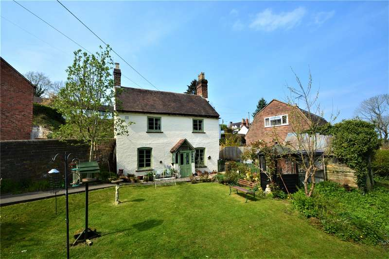 3 Bedrooms Detached House for sale in 44 The Mines, Benthall, Broseley, Shropshire, TF12