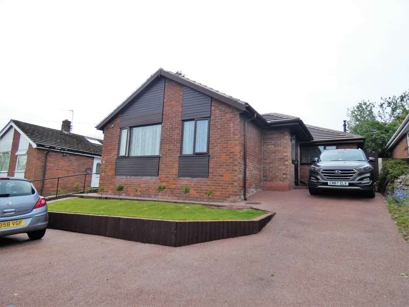 4 Bedrooms Bungalow for sale in Oathills Drive, Tarporley, Cheshire, CW6