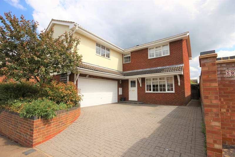 5 Bedrooms Detached House for sale in George Street, Maulden, Bedfordshire, MK45
