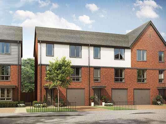 3 Bedrooms Terraced House for sale in Longbridge Place, Longbridge, Birmingham, B45 8NN