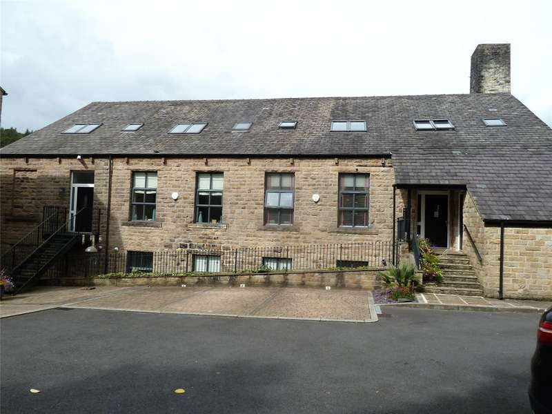 2 Bedrooms Apartment Flat for sale in Spring Mill, Spring Street, Uppermill, Saddleworth, OL3